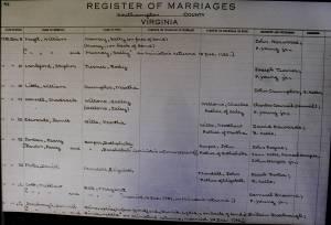 Marriage Registry Pg 043