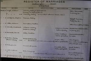 Marriage Registry Pg 043