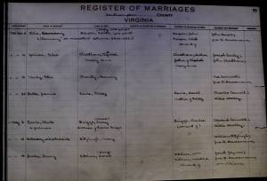 Marriage Registry Pg 082